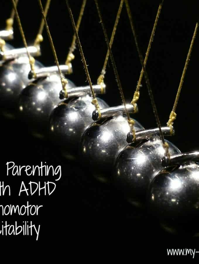 Momentum: Parenting a Child with ADHD/Psychomotor Overexcitability