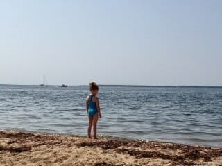 Toes in the water… our homeschool week in review