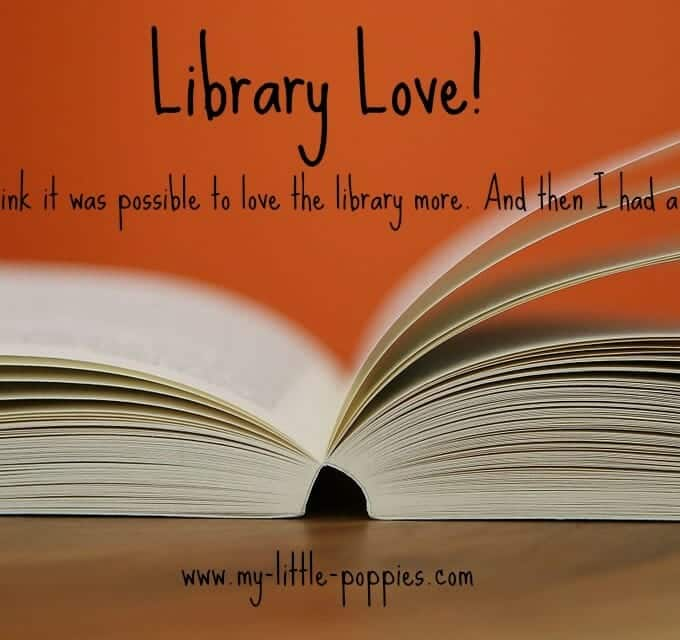 Library Love and the Gifted Child