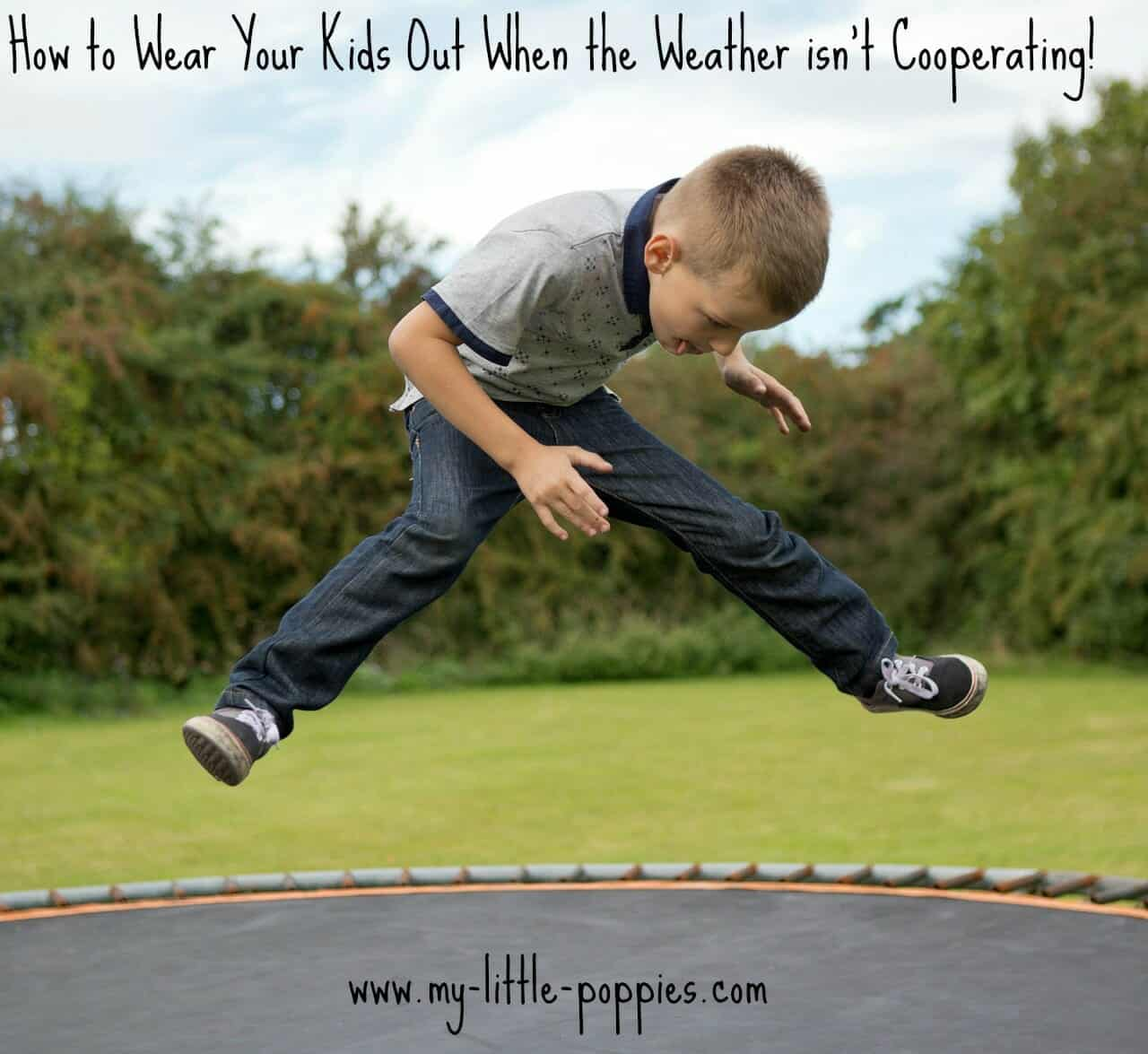 How to Wear Kids Out, 10+ Games to Get Kids Moving