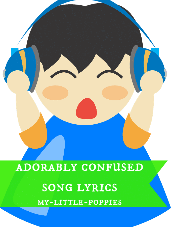 Adorable and Forever Confused Song Lyrics