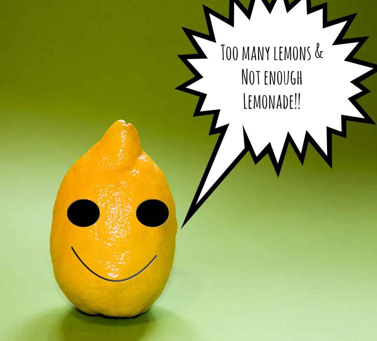 A Board Game Challenge: Turning Lemons into Lemonade! | My ...