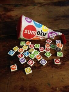 Sumoku Board Game Challenge