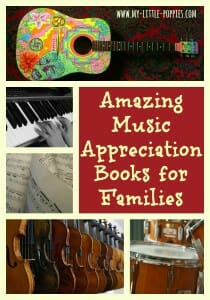 Amazing Music Appreciation Books for Families