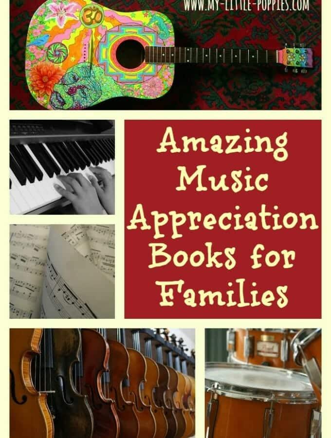 Amazing Music Appreciation Books for Families
