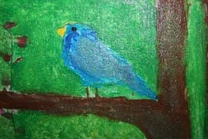 Sparkle Bird