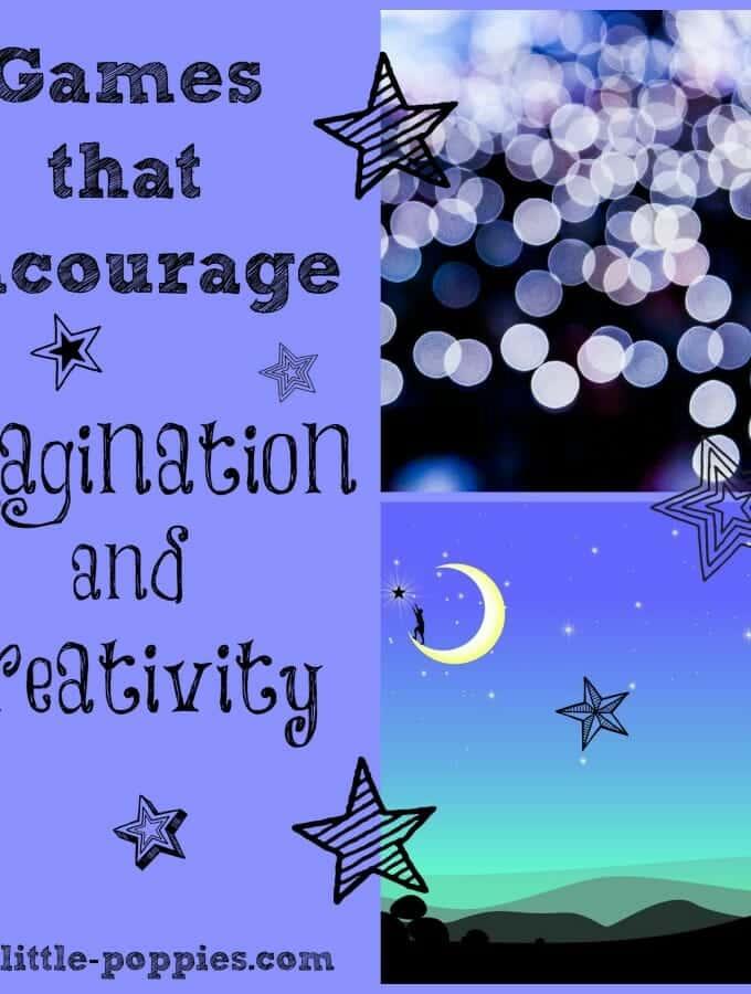 Creative Games: Encourage Imagination and Creativity Through Play