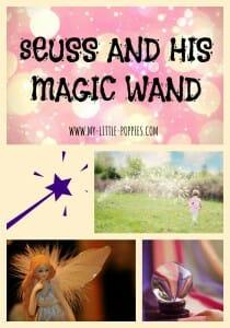 Seuss and His Magic Wand