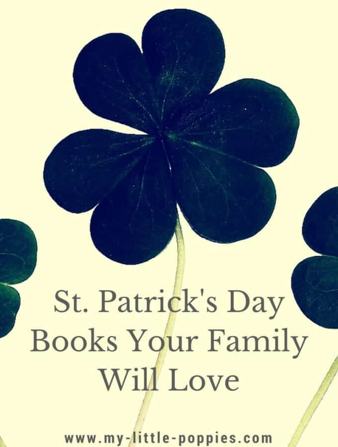 St. Patrick's Day Books for Families