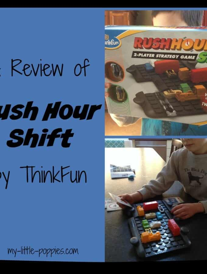 ThinkFun Rush Hour Shift Review
