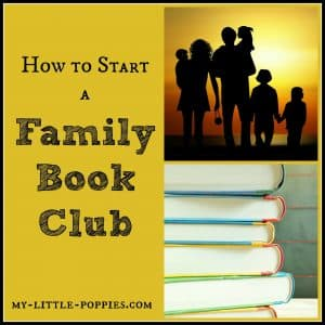 How to Start a Family Book Club