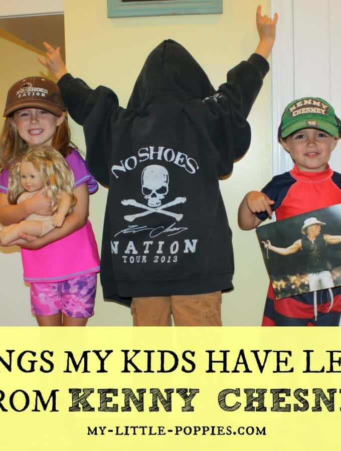 12 Things My Kids Have Learned From Kenny Chesney