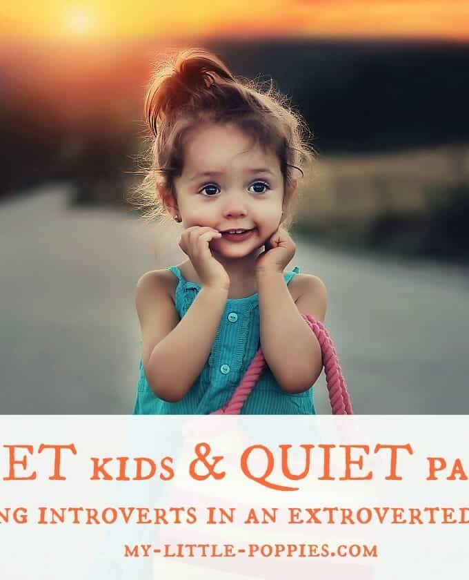 Quiet Kids and Quiet Parents