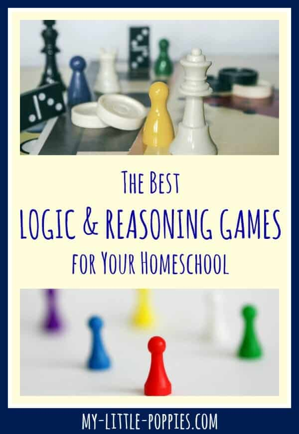 Logic Games for Your Homeschool