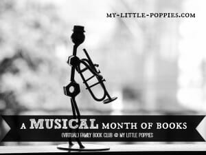 a musical month of books