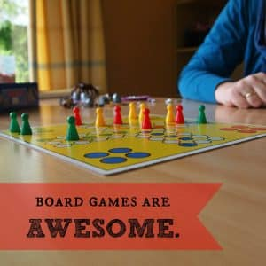board games are awesome