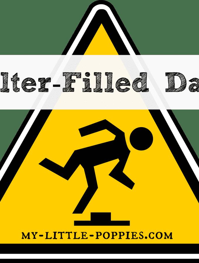 Falter-Filled Days