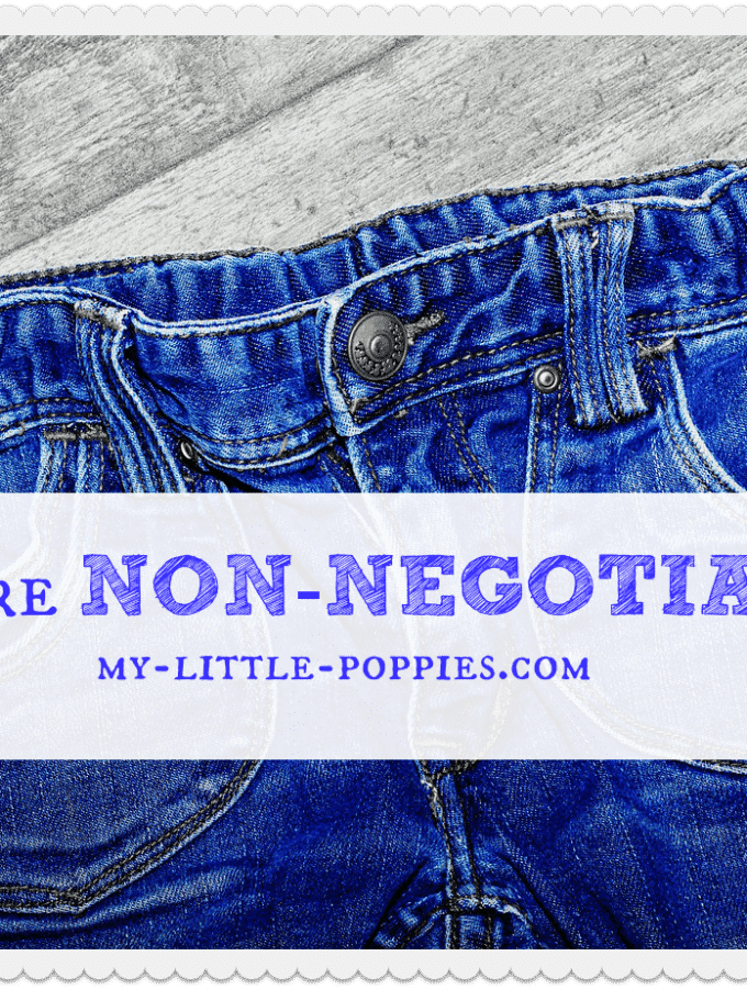 Pants are Non-Negotiable: A Letter to My 3-Year-Old