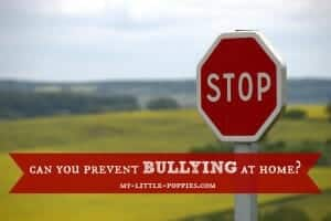 Bully Prevention at Home