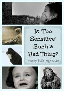 Too sensitive- pinterest