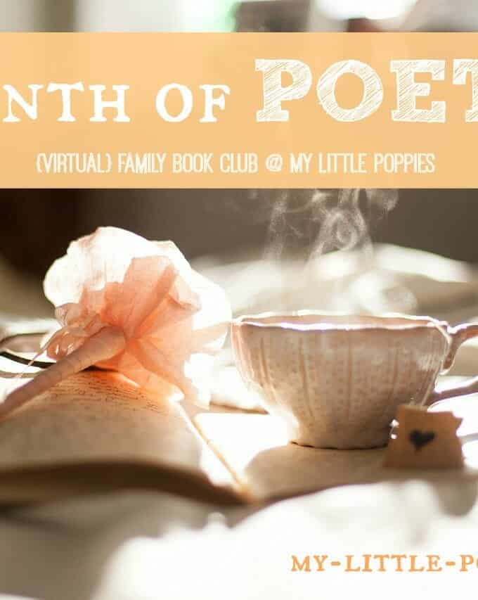 A Month of Poetry {Family Book Club}