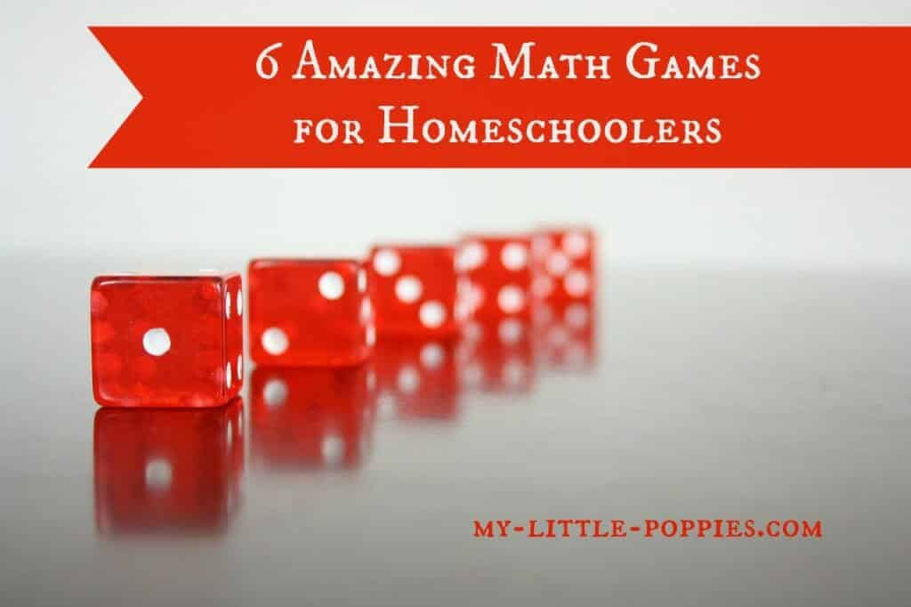 math, board games, games, homeschool, homeschooling, homeschooler, mathematics, math, mathematics, homeschool, homeschooling, math books, learning, learning through play, 10+ Amazing Math Games for Your Homeschool My Little Poppies, educational games, homeschool, homeschooling, math facts, practice math, play,