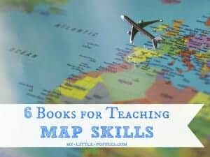 6 Books for Teaching Map Skills, homeschool, ihsnet, candlewick press, unit study, geography, mapping, directions, social studies