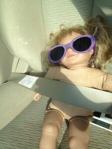 linda doll parenting doll injury humor