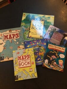 6 Books For Teaching Map Skills Homeschool Homeschooling Candlewick Press Geography