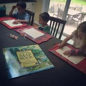 6 books that teach map skills, candlewick press, homeschool, geography