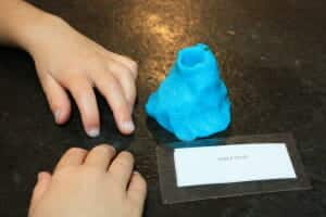 Play Dough Landforms