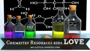Chemistry Resources Kids LOVE