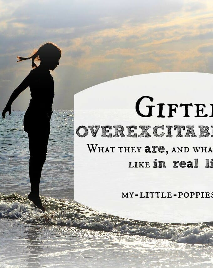Gifted Overexcitabilities: OEs IRL