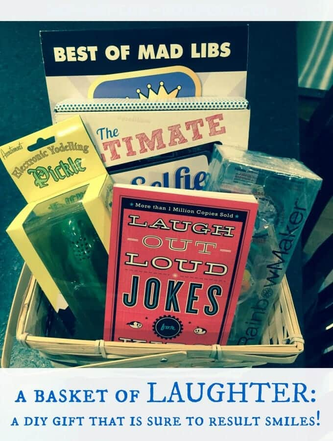 A Basket of Laughter