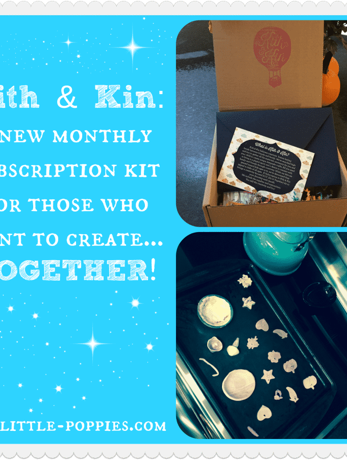 A New Monthly Kit Sure to Inspire Creativity!