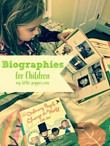 Biographies for Children