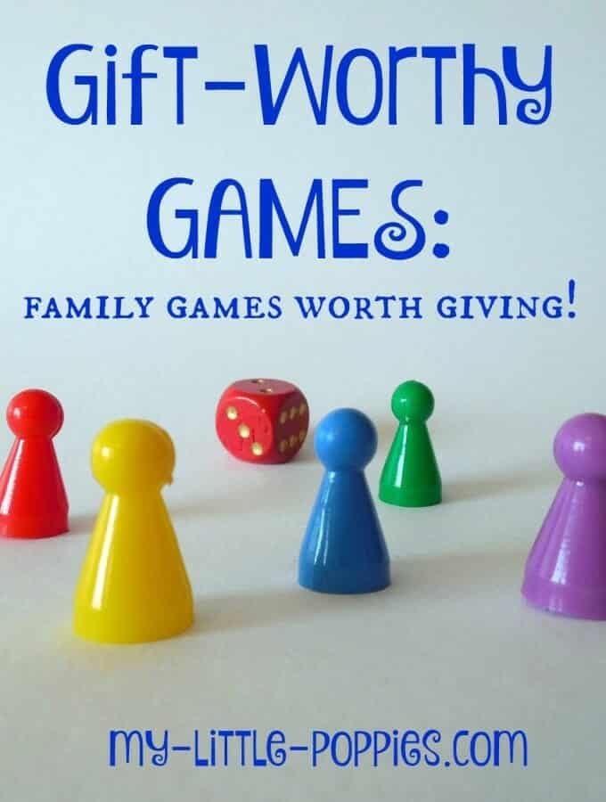 Gift-Worthy Games