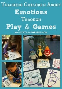 Teaching Children About Emotions Through Play