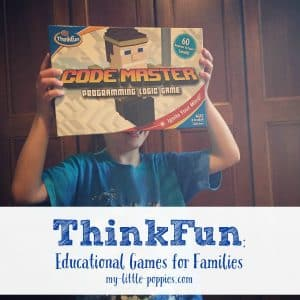 ThinkFun Educational Games for Families