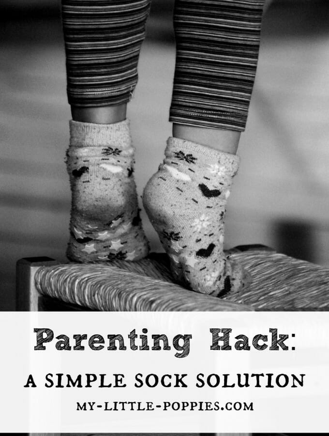 Simple Sock Solution