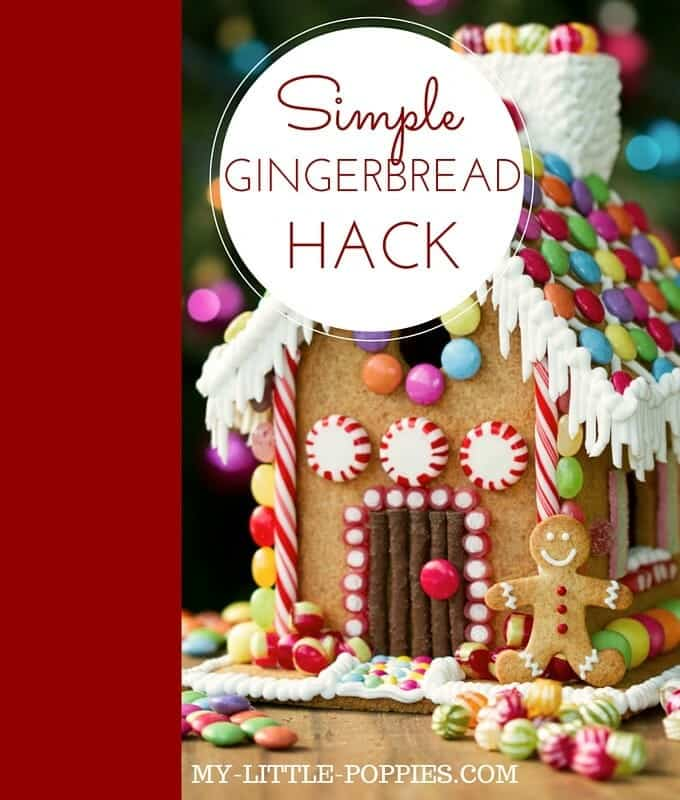 A Simple Gingerbread Hack