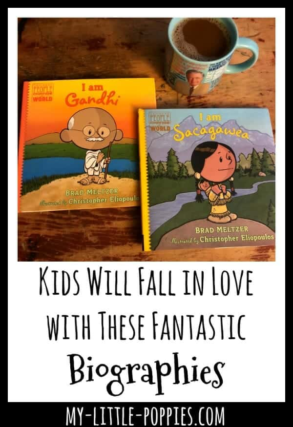 Kids Will Fall in Love with These Fantastic Biographies | My Little Poppies