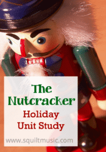 The+Nutcracker+Holiday+Unit+Study