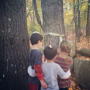 Sharing is caring! Hooray for friends with maple trees! Planning a Maple Sugaring Unit Study