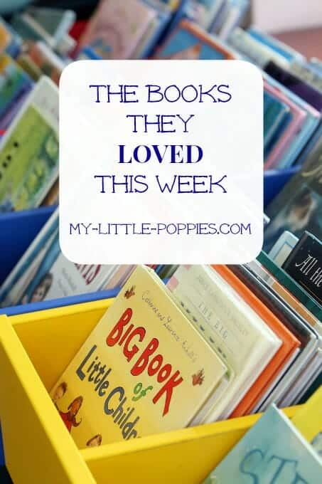 Books They've Loved Lately