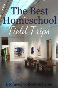 field trips, homeschool, day trips, lazy field trips