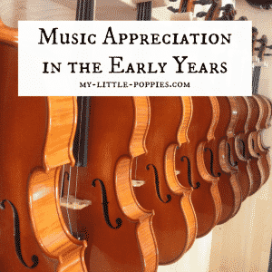 music study, composer study, music appreciation, elementary music education