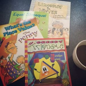 math, story books, homeschool, unschool, homeschooling