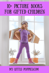 Giftedness, gifted learners, gifted children, book list, homeschool, homeschooling