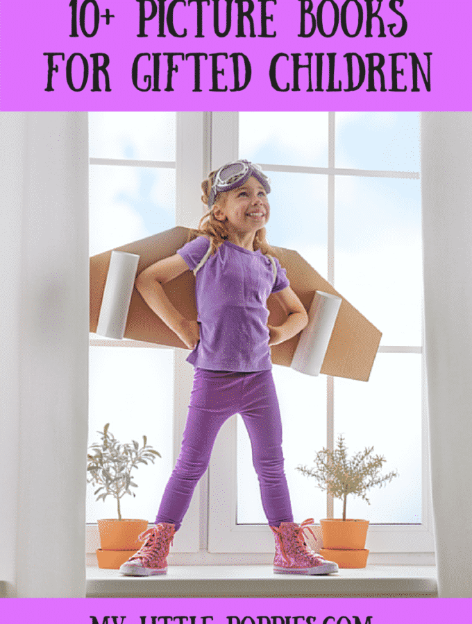 10+ Picture Books for Gifted Children